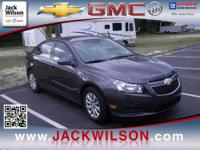 2011 Chevrolet Cruze 4dr Sdn LT w/1LT SEDAN 4 DOOR Our