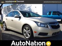2011 Chevrolet Cruze Our Location is: AutoNation