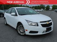 New arrival! 2011 Chevrolet Cruze ECO! Only 30,795