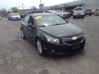 Familiarize yourself with the 2011 Chevrolet Cruze!