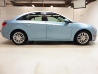 Exterior Color: ice blue metallic, Body: Sedan, Engine: