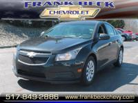 Options:  2011 Chevrolet Cruze Ls|Ls 4Dr Sedan|**Local