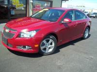 Take a 2nd look at our 2011 Chevy Cruze LT! This
