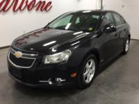 Clean CARFAX. Black Granite Metallic 2011 Chevrolet