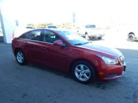Look at this 2011 Chevrolet Cruze LT w/1FL. It has an