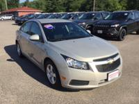 Options:  2011 Chevrolet Cruze Lt|Price Reduced!