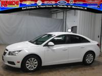 Exterior Color: white, Body: Sedan, Engine: 1.4L I4 16V