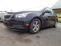 Options:  2011 Chevrolet Cruze Lt 4Dr Sedan