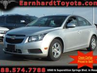 We are happy to offer you this 2011 Chevrolet Cruze LT