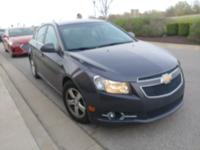 We are excited to offer this 2011 Chevrolet Cruze.
