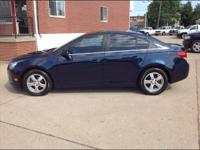 Options:  2011 Chevrolet Cruze Lt W/1Lt|Lt 4Dr Sedan