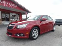 Options:  2011 Chevrolet Cruze Visit Auto Group Leasing