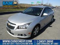 Check the 2011 Chevrolet Cruze Out. ACCIDENT FREE