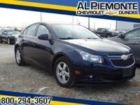This 2011 Chevrolet Cruze has a great looking exterior!
