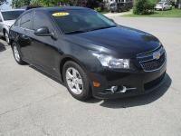 Options:  2011 Chevrolet Cruze 4D Sedan