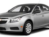 2011 Chevrolet Cruze LT w/1LT For Sale.Features:ENGINE