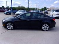 This 2011 Chevrolet Cruze LTZ Rally Sport is all