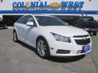 2011 Chevrolet Cruze LTZ Our Location is: Colonial West