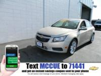 Cruze LTZ GM Certified 6-Speed Automatic Electronic