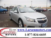***ONE OWNER CLEAN CARFAX***LTZ**Loaded**Preferred