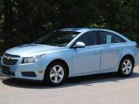 2011 CHEVROLET Cruze Sedan 4dr Sdn LT w/2LT Our