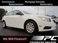 2011 CHEVROLET Cruze Sedan Our Location is: Don Mealey