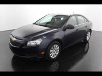 Who could resist this 2011 Chevrolet Cruze LS? Drive