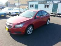 2011 Chevrolet Cruze Sedan LTZ Our Location is: Kendall