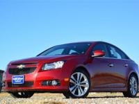 2011 Chevrolet Cruze with a 1.4 L 4 cyls Automatic