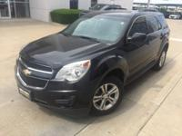 We are excited to offer this 2011 Chevrolet Equinox.