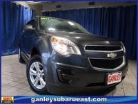 Chevrolet Equinox LS 2011 Cyber Gray Metallic New