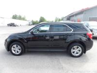 Options:  2011 Chevrolet Equinox A Practically Perfect
