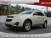 2011 Chevrolet Equinox LS, *** FLORIDA OWNED VEHICLE