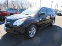 This  2011 Chevrolet Equinox doesn't compromise