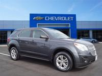 Options:  2011 Chevrolet Equinox Ls|Miles: 39998Color: