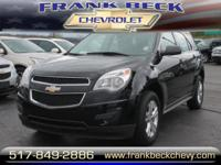 Options:  2011 Chevrolet Equinox Ls|Ls 4Dr Suv|2.4L|4