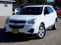 Exterior Color: summit white, Body: SUV, Engine: 2.4L
