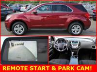 REMOTE START, BACKUP CAMERA, 17 ALLOYS, SXM RADIO,