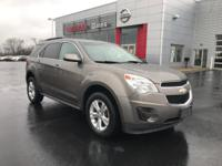 CARFAX 1-Owner, Very Nice. LT w/1LT trim. EPA 29 MPG