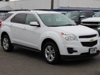 New Price! Clean CARFAX. Summit White 2011 Chevrolet