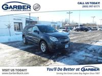 2011 Chevrolet Equinox 1LT! Featuring a 2.4L 4 cyls and