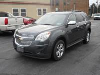 Options:  2011 Chevrolet Equinox Lt|GrayBlack|54670