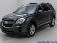 CARFAX One-Owner. 2011 Chevrolet Equinox LT 1LT Cyber