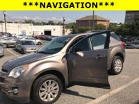 2011 CHEVROLET EQUINOX LT 2LT***AWD***ONE OWNER***CLEAN