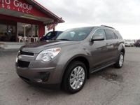 Options:  2011 Chevrolet Equinox Visit Auto Group