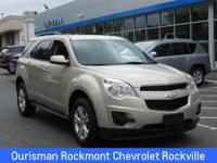 CARFAX One-Owner. 2011 Chevrolet Equinox LT **SEE