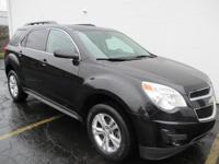 Options:  2011 Chevrolet Equinox Fwd 4D Wagon