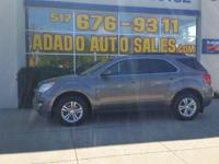 Options:  2011 Chevrolet Equinox Visit Adado Auto Sales