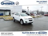 Introducing the 2011 Chevrolet Equinox 1LT! Featuring a