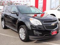 This 2011 Chevrolet Equinox LT w/1LT is Priced Below